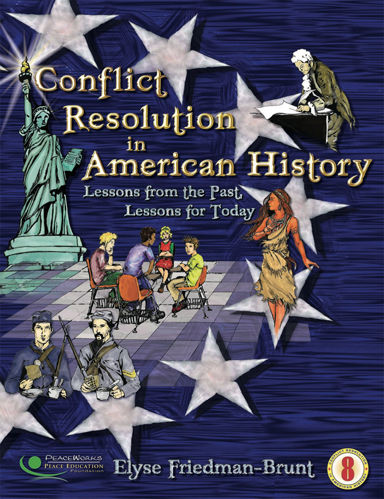 Grade 8: Conflict Resolution in American History