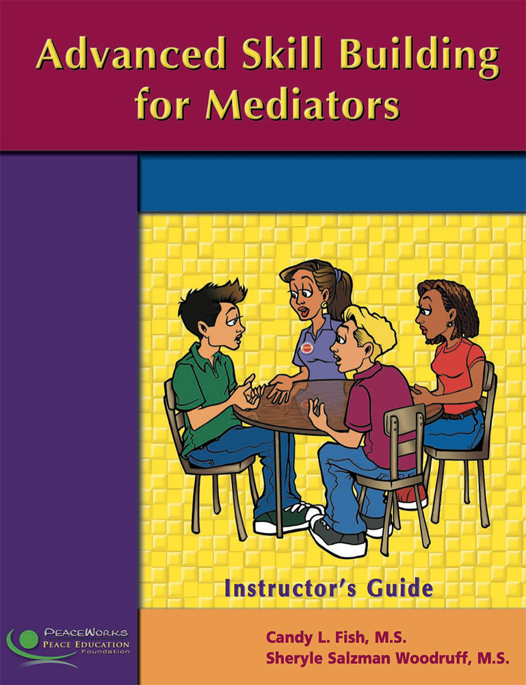 Advanced Skill Building for Mediators, Secondary
