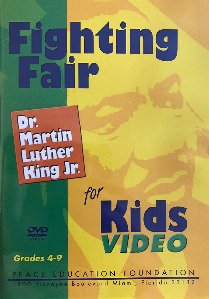 Fighting Fair: Dr. Martin Luther King, Jr. for Kids, Grades 4-8 Companion DVD