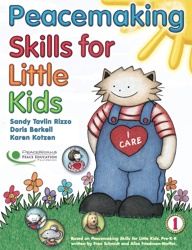 Grade 1: Peacemaking Skills for Little Kids