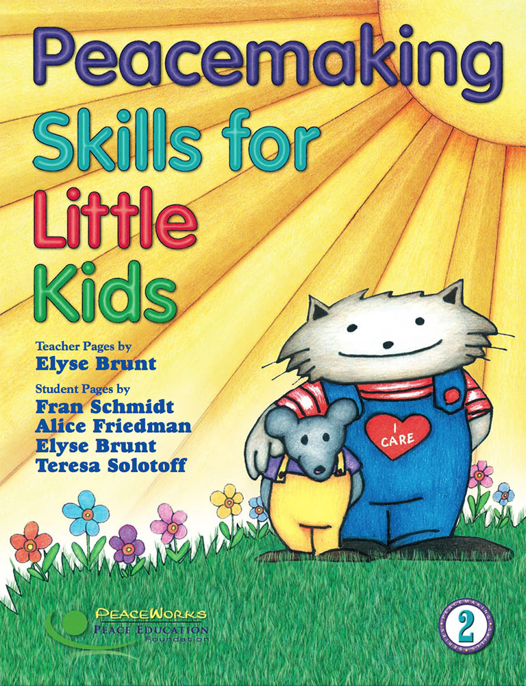 Grade 2: Peacemaking Skills for Little Kids