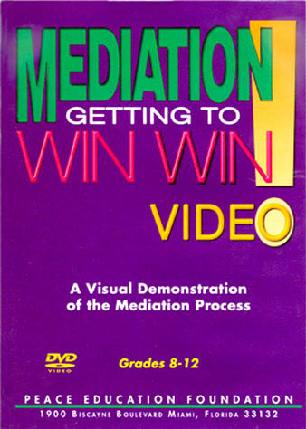 Mediation: Getting to WinWin! DVD