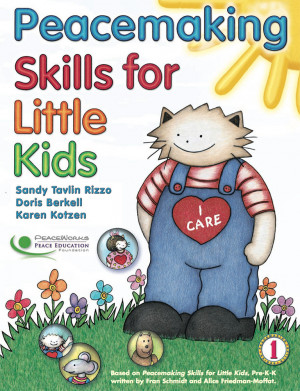 Peacemaking Skills for Little Kids, Grade 1