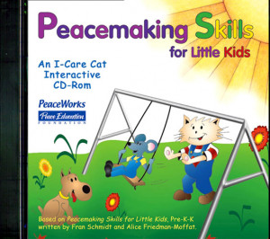 Peacemaking Skills for Little Kids Interactive CD-ROM