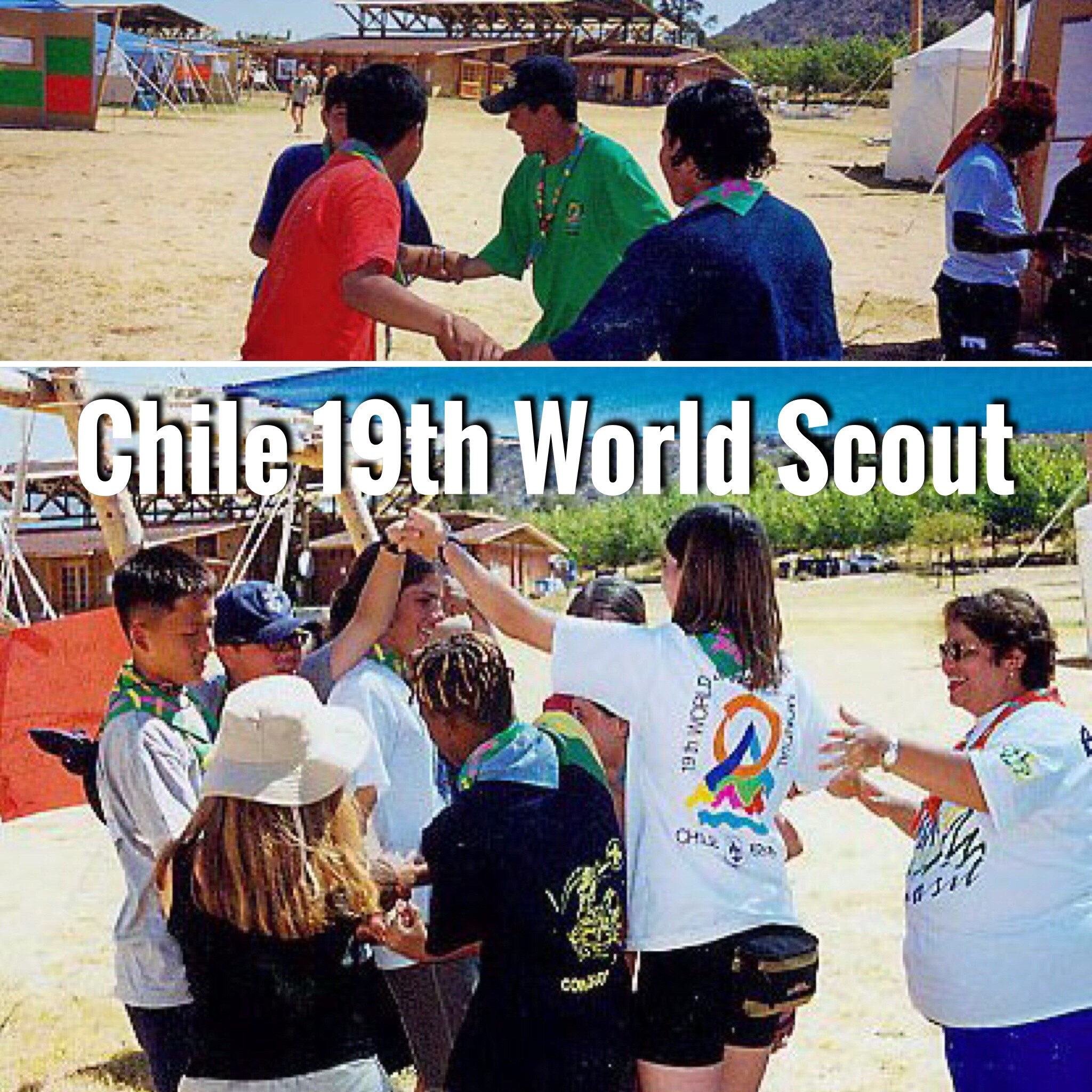 Chile: 19th World Scout Jamboree, Picarquín